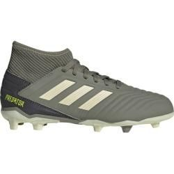 Adidas Kinder Fussballschuhe Predator 19 3 Fg Grosse 38 In Grau Adidasadidas Adidas Predator 19 3 Fg Si In 2020 Adidas Predator Football Boots Kids Soccer Shoes
