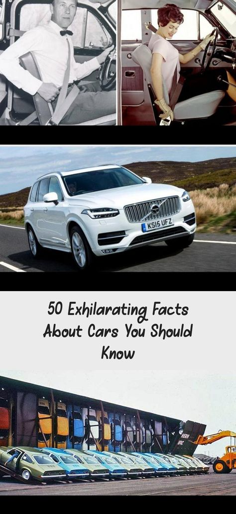 50 Exhilarating Facts About Cars You Should Know