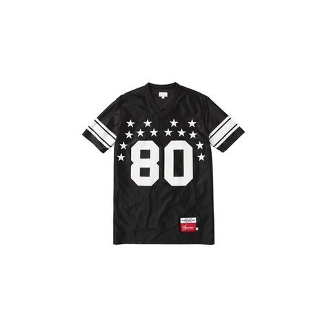 [WTB] Supreme Football Top, Football Jersey XL ($150) ❤ liked on Polyvore featuring tops, shirts, jerseys, tees, jersey top, shirt jersey, jersey shirt, football jersey shirt and shirt tops