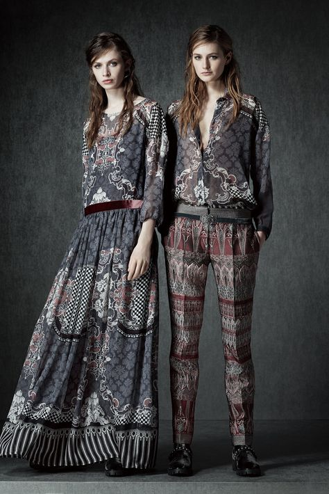 Alberta Ferretti Pre-Fall 2015 Collection - Vogue