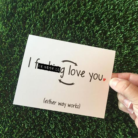 Funny Relationship Card Funny Anniversary Card Funny I