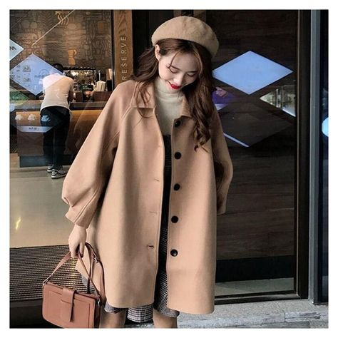 korean winter outfits street style ulzzang
