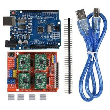Epingle Par Souheil Mohamed Sur Arduino Arduino Bouclier Et Cnc