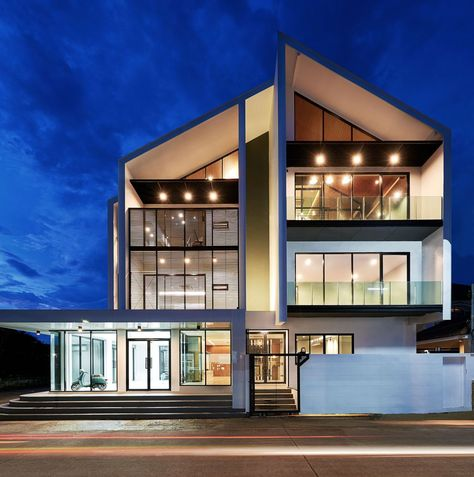Gallery Of K Pok House Sute Architect 1 House House Design