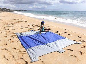 Top 10 Best Beach Blankets In 2020 Toptenthebest Outdoor Beach Blanket Beach Blanket Family Beach Blanket