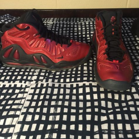 pretty nice 17f56 7dd13 Nike air max uptempo NIKE AIR MAX UPTEMPO 97 VARSITY RED URBAN FEDERATION  EDITION. Brand new never worn size 11 bought them for my husband about a  year ago ...