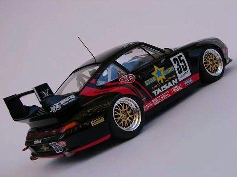 NEW Mazda 323 Hot Rod body Kamtec Schumacher Supastox V12 LEXAN 563