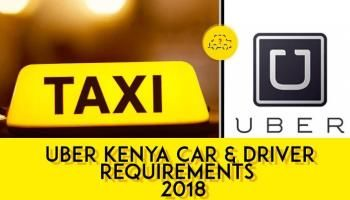 Uber Kenya Car Requirements List Of Vehicles Accepted More