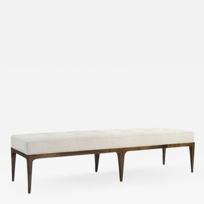 Modernist Extra Long Paul Mccobb Style Bench Furniture Mid Century Modern Bench Bench