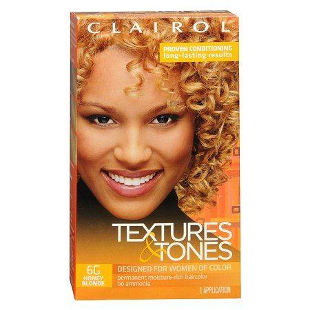 Clairol Textures Tones Permanent Hair Color 1 Ea Clairol