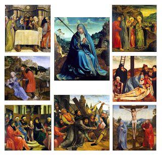 Terco Das Sete Dores De Nossa Senhora Arte Antiga