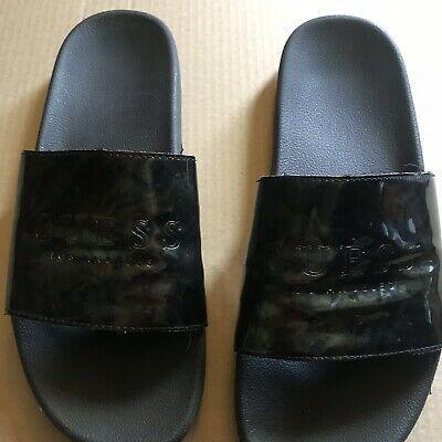 GUESS Mens Ivan2 Slide Sandal