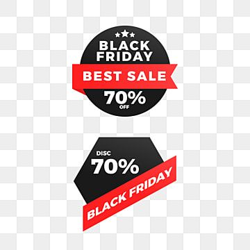 Black Friday Sale Design Sticker Label With Discount Offer Friday Sale Black Png And Vector With Transparent Background For Free Download Black Friday Sale Design Black Friday Sale Banner Marketing Concept