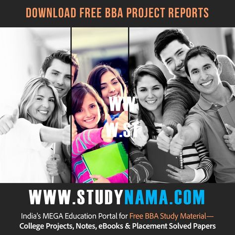 Bba finance project reports free download sarah smith.