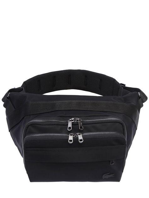 c631bcd391d29 LACOSTE .  lacoste  bags  belt bags  nylon
