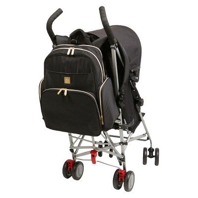 9c20b4b16d2 Ergobaby Anywhere I Go Backpack Diaper Bag - Black