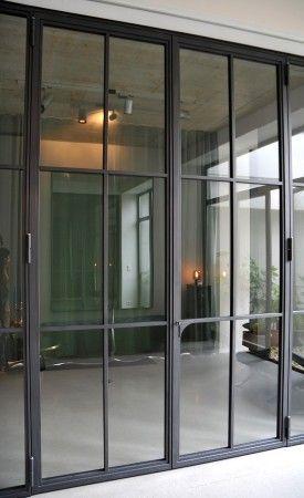Entry Door Stahlbau Steel Frame Doors Steel Doors Exterior