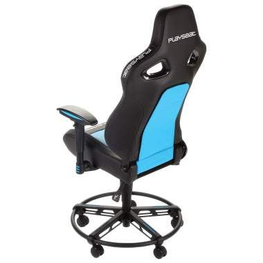 Awesome Playseat L33T Gaming Chair Blue Ps4 Bucket Style Game Pdpeps Interior Chair Design Pdpepsorg