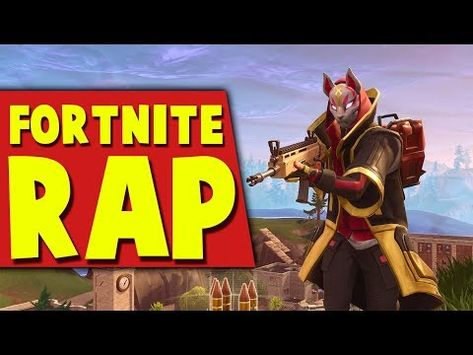 Rap De Fortnite Bambiel Prod Draizeng Youtube Rap Fortnite Canciones