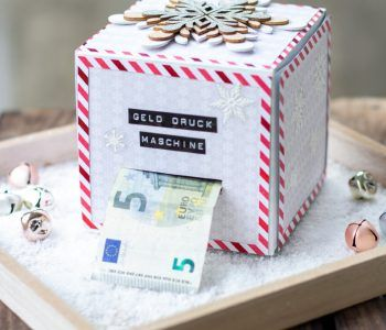 Diy Geld Druck Maschine Hochzeit Geschenk Geld Geldgeschenke