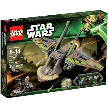 Lego Star Wars Vulture Droid 75073   Lego star wars and Products