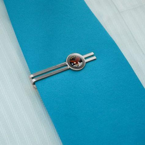 Zodiac Sign Scorpio Men/'s Tie Clip Tack Bar