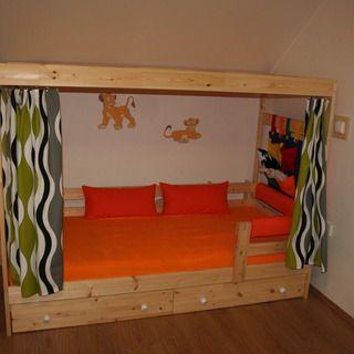 Stupendous Ikea Mydal Hack Boys Rooms Ikea Mydal Ikea Bunk Bed Pdpeps Interior Chair Design Pdpepsorg