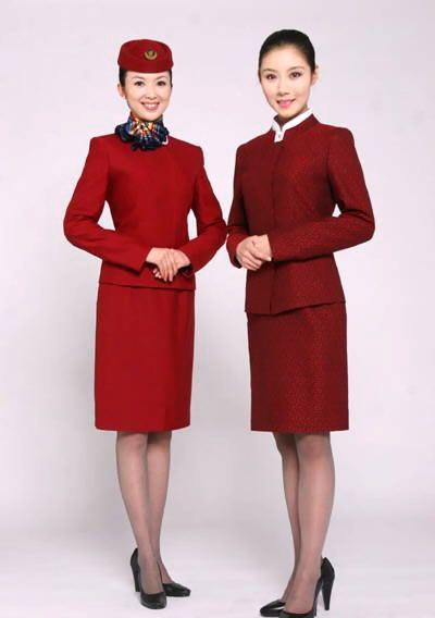 China Eastern Airlines has unveilled a stylish new uniform - air france flight attendant sample resume