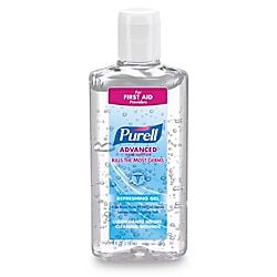 Purell Instant Hand Sanitizer 4 Oz Squeeze Bottles Carton Of 24