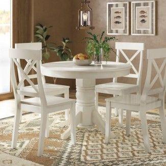 Juego De Mesa De Comedor Blanco Modern Dining Room Solid Wood Dining Set Dining Room Sets