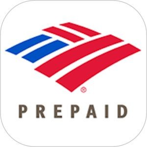 BofA Prepaid Mobile by Bank of America Mobile data, Banking app