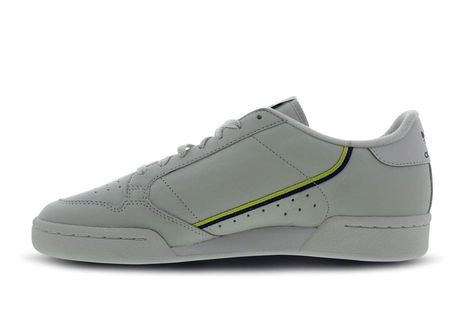huge selection of 8e136 884c3 The adidas Continental 80 Returns In A Grey And Yellow