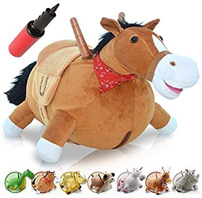 details for special for shoe footwear Waliki Toys Bouncy Horse Space Hopper Unicorn (Hopping Horse ...