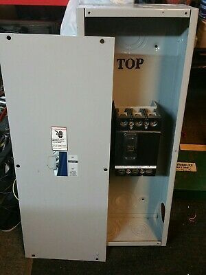 Sponsored Ebay Siemens Qj3b150 150 Amp 3 Phase 240 Vac Breaker Enclosure Locker Storage Storage Filing Cabinet