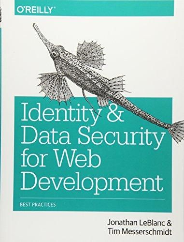 Identity and Data Security for Web Development: Best Practices - Default