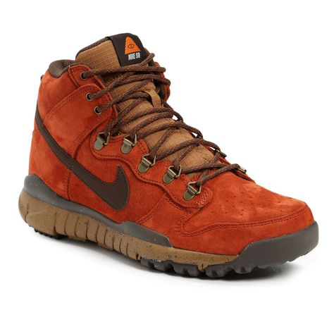 Men's Shoes, Nike Shoes, Shoe Boots, Nike Sb, Nike Boots Mens, Casual Sneakers, Leather Sneakers, Nike Special Field Boot, Mens Boots Fashion