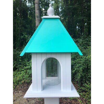 Paradise Birdhouses Dogwood Tube Bird Feeder Wayfair In 2020 Bird Houses Bird Feeders Beach Glass