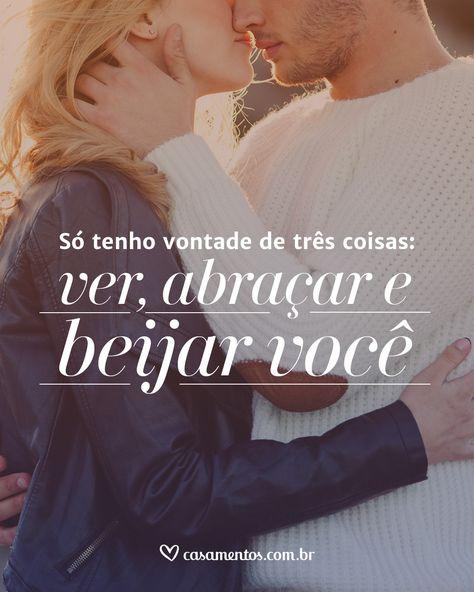 Frases de amor para compartilhar com quem te faz mais feliz!  #casamentoscombr #casamentos #casamentosbrasil #wedding #bride #noivas #frasesdeamor #lovequotes #amor #frasesromanticas