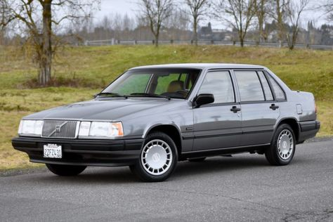 1993 Volvo 850 Press Photo Print and Sales Release
