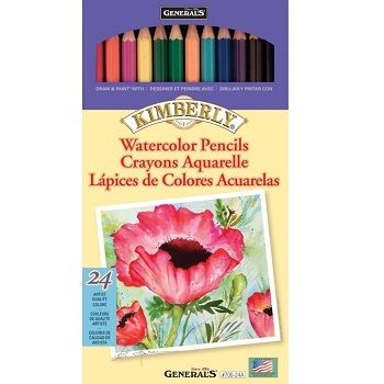 General S Kimberly Watercolor Pencils Review The Ultimate Guide