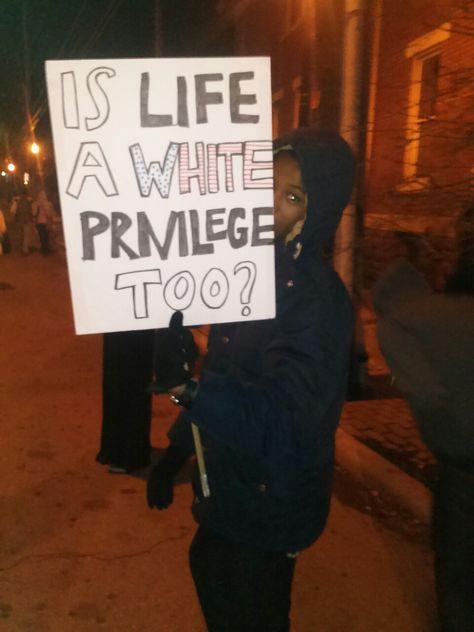 Black Lives Matter Sign Inspiration