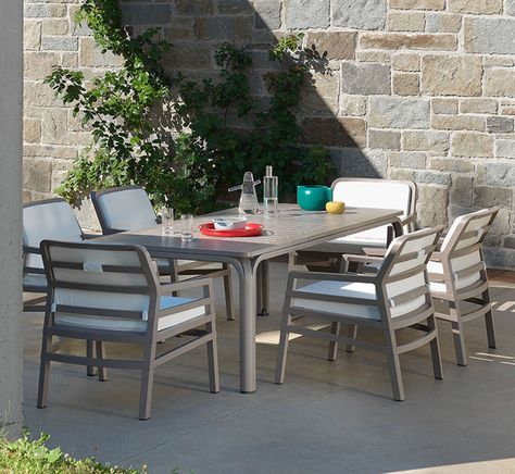 Gartentisch Alloro Nardi Made In Italy Gartentisch Outdoor