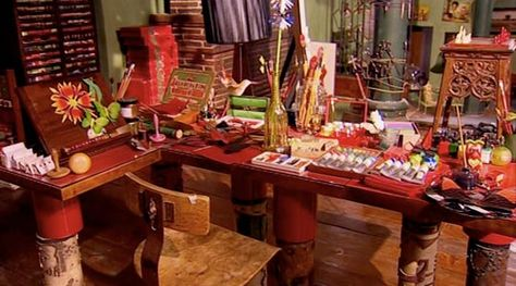 """imaginative study and work place (from """"penelope"""" movie)"""