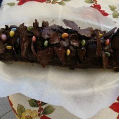 Tronchetto Di Natale Buche Noel.Tronchetto Di Natale Buche De Noel Ricetta Dolci Desserts E Food