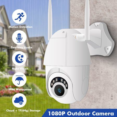 HD 960P Weatherproof Wireless IP Security Surveillance Camera Home//Commerical