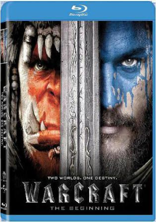 Warcraft The Beginning 2016 Bluray 950mb Hindi Dual Audio Org 720p