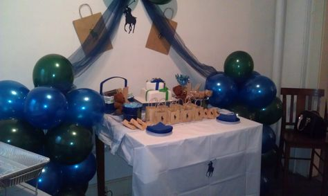 Polo Theme Baby Shower Cake And Cake Table Tlite Polo Baby Shower Theme  1600x957 | Projects To Try | Pinterest | Polo Baby Shower And Baby Shower  Themes