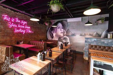 Murals - Straight Outta Saigon Interior Wall Art