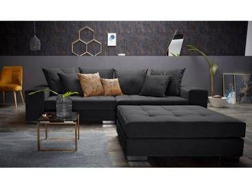 Inosign Sofa »vale« SitzbereichFederkern Im Und Big Mit Steppung xCtdsrBoQh