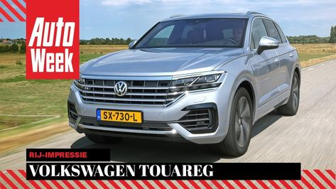 volkswagen touareg 2018 autoweek review english subtitles rh pinterest ie
